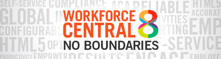 Workforce Central 8