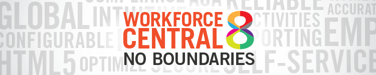 Workforce Central 8: No Boundaries