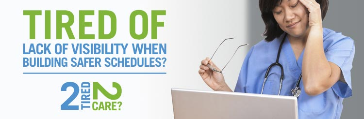 Tired of lack of visibility when building safer schedules?