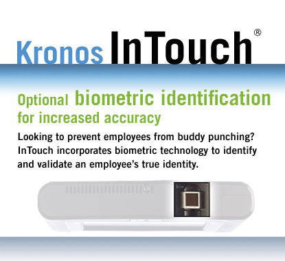 Optional biometric identification  for increased accuracy