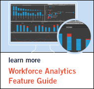 Learn More - Workforce Analytics Features