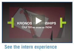 Watch Video - Intern Exprience