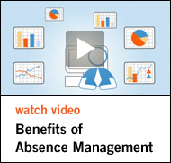 Watch Video - Benefits of Absence Management