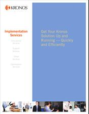 Implementation Services Brochure