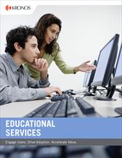 Educational Services Brochure