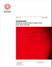 Guidebook: Kronos Workforce Analytics for Healthcare