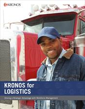 Kronos for Logistics Solution Guide