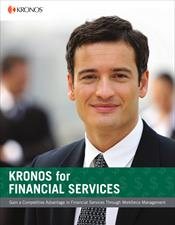 Kronos for Financial Services Solution Guide