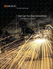 Kronos® for Manufacturing Solutions Guide