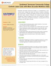 Southwest Tennessee Community College Controls Labor Costs with More Accurate Workforce Data