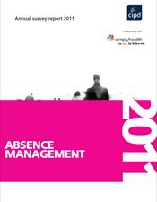 CIPD Absence Management Survey Report 2011