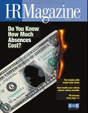 HR Magazine - Do You Know How Much Absences Costs