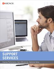 Kronos Support Services Brochure