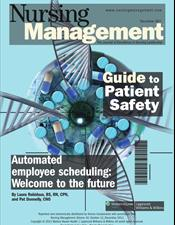 Nursing Management: Guide to Patient Safety featuring BayCare Health System