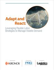 Adapt and React: Leveraging flexible labor strategies to manage volatile demand
