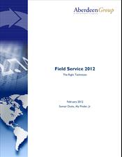 Field Service 2012: The Right Technician