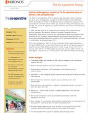 The Co-Operative Group Case Study