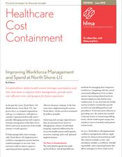 HFMA Article: Improving Workforce Management and Spend at North Shore-LIJ
