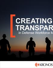 Creating Full Transparency in Defense Workforce Management