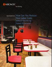 Kronos® for Dining Quickservice Brochure
