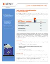 Customer Satisfaction Datasheet