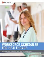 Healthcare Scheduling Solution Guide